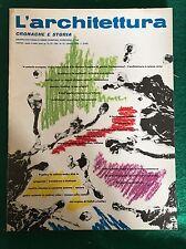 Rivista L'ARCHITETTURA Cronache e storia n. 396 ottobre 1988 Bruno Zevi