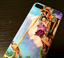 iPod Touch 5th & 6th Gen - HARD BACK PROTECTOR SKIN CASE COVER Rapunzel Tangled