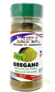 Ground Oregano 100% Natural From Dominican Republic Dried Oregano Oregano Powder