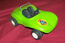 Old Tonka Fun Dune Buggy Vintage VW Car Toy US Pressed Metal Auto Automobile Bug