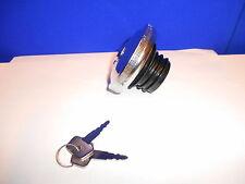 CCI H- d verrouillable CHROME Bouchon de réservoir non ventilé main gauche fil