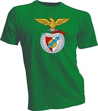 competitive price 43c16 1fdfa Benfica International Club Soccer Fan Shirts for sale | eBay