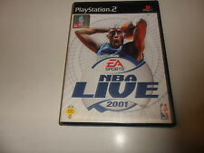 PlayStation 2 PS 2 NBA Live 2001 (2)