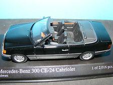 Mercedes Benz 300CE 24 valve 1990 Minichamp model 1:43rd