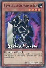 Yu-Gi-Oh ! Carte Gearfried le Chevalier de Fer  LCJW-FR030