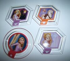 DISNEY INFINITY Power Disc Lot Tangled Rapunzel Series 1, 2 and 3 PS3 Wii Xbox