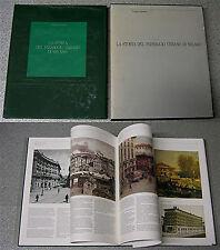 Libro Vercelloni - LA STORIA DEL PAESAGGIO URBANO DI MILANO - 1988 Lombardia