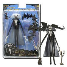 Nightmare Before Christmas Vampire Jack Action Figure 2007 SDCC Excusive - Neca