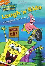 Laugh 'n' Ride (SpongeBob SquarePants), Nickelodeon, New Book
