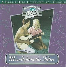 MOONLIGHT IN THE FIFTIES CD BY  NEW SEALED