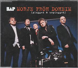 Bap CD-MAXI MORJE FRÖH DOHEIM