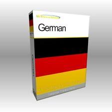 Deutsch lernen fließend Sprache Lernen Training
