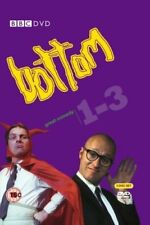 Bottom - Series 1-3 [DVD]