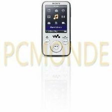 Sony 2gb MP3 Player FM Radio Walkman 2-inch Video Screen - Silver (NWZ-E435/FS)