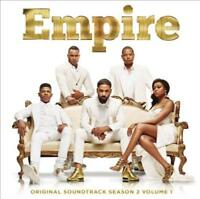 EMPIRE CAST (TV) - EMPIRE: ORIGINAL SOUNDTRACK, SEASON 2 NEW CD