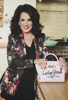 LESLEY JOSEPH Signed 12x8 Photo BIRDS OF A FEATHER COA