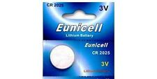 1 X BRAND NEW EUNICELL CR2025 3 VOLT LITHIUM BUTTON / COIN CELL BATTERY