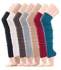 1 Paar Grobstrick-Overknees, modische Farben für Teenager und Damen, CH-722
