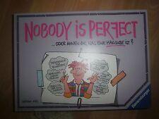 NOBODY is PERFECT von RAVENSBURGER  Tolles Partyspiel ab 14 Jahren