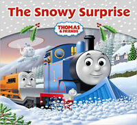 The Snowy Surprise (My Thomas Story Library), New, Egmont Books Ltd Book