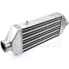 "Universal Aluminum Turbo Front Mount Bar & Plate 12""x6.25""x2.5"" Intercooler"