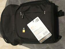 Case Logic Compact DSLR Camera + tablet Backpack WBC-411 Black - Brand NEW!