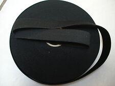 3* yards*Black* heavy duty elastic waist band 1.1/4 in