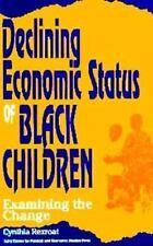 Declining Economic Status of Black Children-ExLibrary