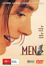 Sean Young Dylan Walsh John Heard MEN - RAUNCHY SEX DRAMA DVD