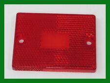 """Side Marker Red Lens for 440 Series STT Lights -For Trailer Under 80"""" Wide"""