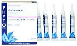 Phyto Phytosquame Intensive Treatment Formula 5 Tubes .27 fl. oz - New in Box!