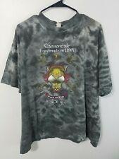 Vintage Cannondale Men's Long T-Shirt XXL Gray
