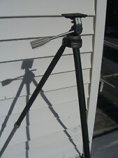 "Mid-Century Davidson STAR D., Tripod (57"" max to 25"" collapsed) c. 1950"