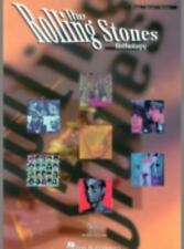 Rolling Stones: Anthology. Partitions pour Piano, Chant et Guitare by