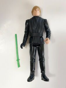 NICE ORIGINAL Vintage 1983 Luke Jedi Knight Kenner Star Wars figure COO HK