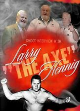 Larry Hennig Shoot Interview Wrestling DVD,  AWA