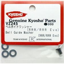 RICAMBIO KYOSHO RRR/RRR EVO VZ245 705489 BELL GUIDE WASHER CAPPUCCIO TERMINALE