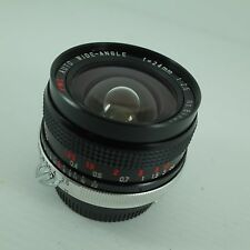 Panagor 24mm F2.5 Wide lens with Nikon AI mount