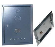 SPORTELLO CONTATORE GAS METANO CON TELAIO CON CHIAVE CM 50X40 (00450)