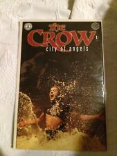 The Crow: City of Angels #1 Kitchen Sink