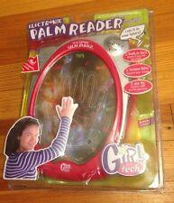 New Sealed NIB. 1999 Radica Girl Tech Electronic Palm Reader.