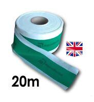 20m roll AQUA BUILD Wet Room Shower Bathroom Waterproof Tanking Tape 120mm width