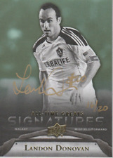 Landon Donovan 2012 UD All-Time Great Signatures autograph auto card GA-LD1 /20