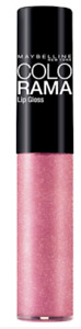 MAYBELLINE COLORAMA LIP GLOSS SHADE 273 TINT ME PINK NEW