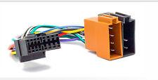 CARAV 15-109 Adapterkabel Stecker universal ISO für SONY JVC Autoradio