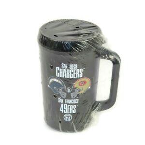 Vintage 1995 Super Bowl XXIX Insulated Aladdin Mug 7-eleven Sealed New