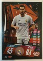 2020/21 Match Attax UEFA Champions League - Eden Hazard Bronze Limited LE6B