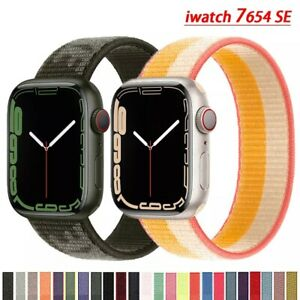 Iphone Apple Watch Sport  NIK Series 6 5 4 3-1 SE 40/44mm Nylon Band iWatch NEW
