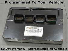 Engine Computer Programmed Plug/&Play 2009 Chrysler Sebring 00000010AA AT PCM