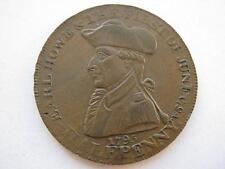 Hampshire, Emsworth Halfpenny token 1795. DH30.